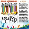 Metall Medaillenhalter Medaillen Aufhänger Display Geschenk Swimming Fußball  <