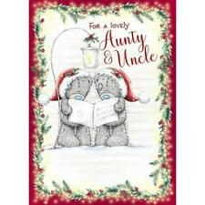 Me to You Bear Auntie Uncle Nephew Niece Cousin Christmas Cards 2019