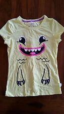 Jay Jays So So happy Yellow ladies dinosaur Top szXS BNWOT free post E11