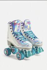 impala quad roller skates holographic Size 5