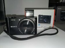 Sony Cyber-shot DSC-WX350 18.2MP Digital Camera - Black comes with carry case!