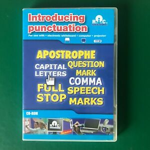 PC CD ROM Introducing Punctuation Lower RIC Interactive Educational