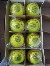 Diamond 12yos Sofball L.A. City Municipal Sports 8 balls ships in 24 hours!