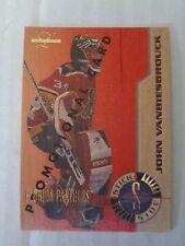 John Vanbeisbrouck 1995-96 Leaf Limited Stick Side Hockey Card #6 NM/M PROMO