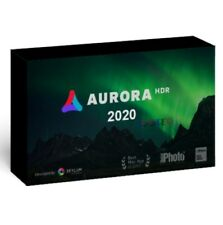 Aurora HDR 2020 full version lifetime activation for windows fast delivery