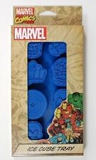 LOOTCRATE LIMITED EDITION MARVEL COMICS ICE CUBE TRAY or Mould SILICONE NEW