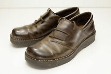 Simple 8 Brown Oxfords Women's Shoes