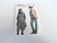 VINTAGE PROMO  PINBACK BUTTON #106-084 - MADE IN AMERICA movie