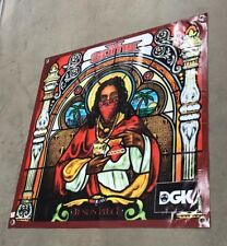 Skateboard DGK deck game Jesus video poster banner money boo fan complete 1d
