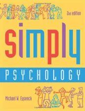 Simply Psychology, Second Edition,Michael W. Eysenck
