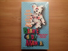 f4933b15d75 1998-beanie Cardz Mania Trading Cards-factory Box-for Ty Beanie Babies