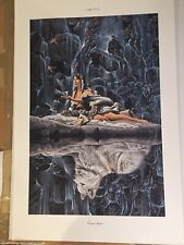 """""""dream maker"""" by Richard Luce with certificate of authenticity. Print 83 of 975"""