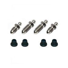 VW Bora (All models) Brake Caliper bleed nipples screws Titanium TT9095a2