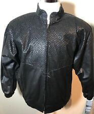 Comint Genuine Leather winter Jacket Lined Size -Medium