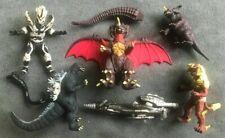 GODZILLA CHRONICLES figure set lot FINAL WARS BANDAI destroyah baragon Mothra