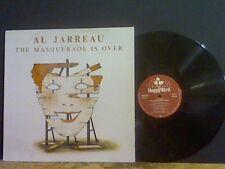 AL JARREAU  The Masquerade Is Over  LP   Lovely copy !!