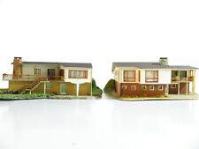 Vollmer N 7716-7715 Bungalow Haus am Hang - Set   fertig gebaut