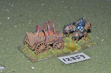 25mm American Civil War Wagon (como Foto) (12359)