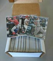 2019 Bowman baseball complete base set #1-100 Veterans and Rookies RC