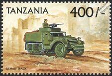 Pista de media M3 de la Segunda Guerra Mundial Tanque portador de personal sello de vehículo