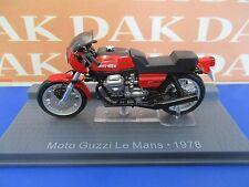 Die cast 1/24 Modellino Moto Guzzi Le Mans 1978