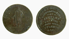 s286_81) Hard Times Token Lafayette H.M. & E.I. Richards 1834