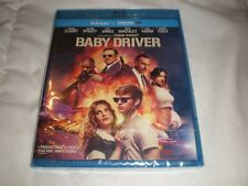 baby driver blu ray + digital ultraviolet neuf sous blister