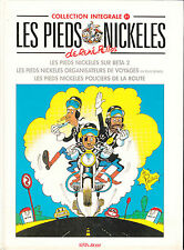 LES PIEDS NICKELES / COLLECTION INTEGRALE / RENE PELLOS /  TOME  21