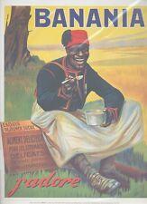 Affiche Affichette 24x30 cm Banania - Poster 51006