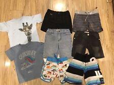 Boys Surfwear Summer Clothes Pack Size 2 3 Quicksilver Billabong Ripcurl Tshirts