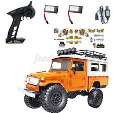 MN40 RC Truck Ferngesteuert Auto Rock Geländewagen 4WD Car Monster LKW Spielzeug
