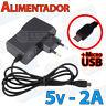Alimentador 5v 2A Micro USB Raspberry Pi cargador Electronica Arduino