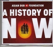 (BM404) Asian Dub Foundation, A History of Now - DJ CD