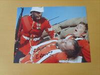 Glynn Edwards Genuine Autograph - UACC / AFTAL.