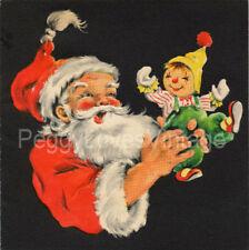 Vintage Christmas Greeting Cards CD V. 13