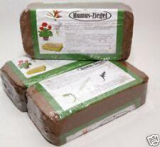 Kokosfaser-Ziegel - wie Kokohum - Anzuchtsubstrat - Cocos
