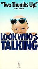 Look Whos Talking (VHS, 1992, Slipsleeve)