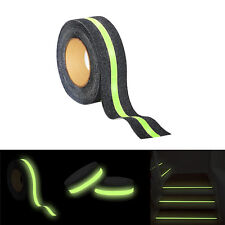 Luminous Tape Anti slip Non Skid Adhesive Safety Tapes Glowing Strip Step Floor