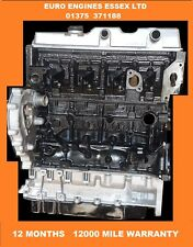 FORD  Transit Connect 1.8 D TDCi R3PA 91 hp Re-manufactured Engine 06 - 08