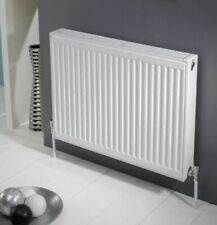 600 x 1200 Kartell Double Panel Convector Type 21 Compact Radiator White New P+