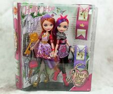 Ever After High* HOLLY & POPPY O'HAIR TWIN SISTERS 2 PACK DOLL SET 1 WAVE