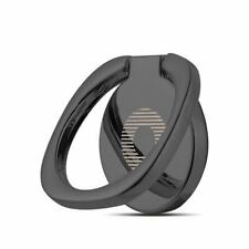 Finger Ring Cell Phone Holder Stand Car Metal Plate Rotating Magnetic Grip 360°