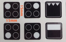 Cooker Oven Stove Range Hob Stickers Symbols Replacement Labels Knob Decals diy