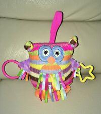 Oficial JellyCat multicolores de Búho Bebé/Niño Suave Juguete