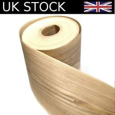 Natural Oak Real Wood Veneer 2500 x 200 x 0.3mm Sheet for Furniture & Speakers