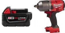 "Milwaukee 2767-20 M18 Fuel 1/2"" Impact Wrench and (1) 48-11-1850 Battery"