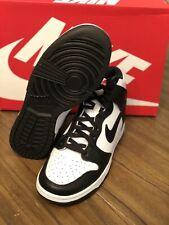 âš¡Nike Dunk High Panda Gs & Women Sizes Black White Dd1869-103