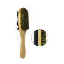 Hard and Soft Double Sided Brush Combs Boar Plastic Bristles Magic Wooden