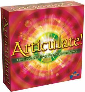 Drumond Park Articulate - The Fast Talking Description Board Game