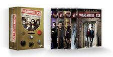 Warehouse 13 Complete Series Season 1-5 + BONUS 1 2 3 4 5 ~ NEW 16-DISC DVD SET